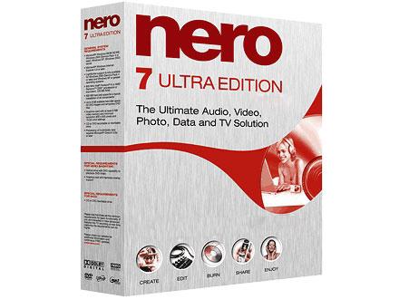 Nero 7 для Windows 7 торрент