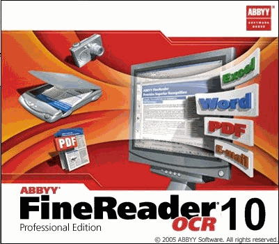 FineReader 10 для Windows 7